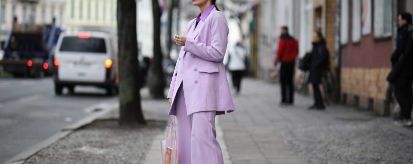 Purple Suit Social