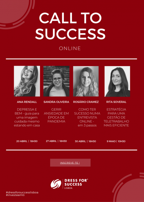 call to success flyer